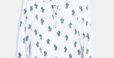 blusas de cactus